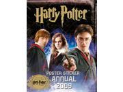 Harry Potter: Harry Potter and the Half-blood Prince: Poster Sticker Annual 2009 9SIABBU4T46367