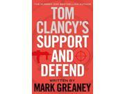 Tom Clancy's Support and Defend (Paperback)