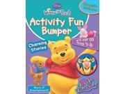 Winnie The Pooh Activity Fun Bumper 9SIABBU4UN5822
