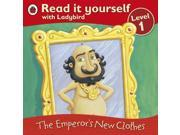 The Emperor's New Clothes - Read it yourself with Ladybird: Level 1 (Read it Yourself - Level 1)