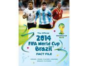 The Official 2014 FIFA World Cup Brazil Fact File 9SIABBU4SP6429