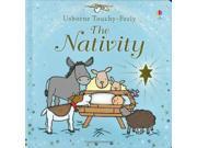 Touchy-feely Nativity (Usborne Touchy Feely Books) 9SIABBU4UR1377