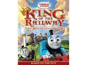 Thomas & Friends King of the Railway The Movie Storybook 9SIABBU5CH5524