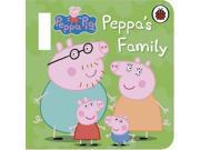 Peppa Pig: Peppa's Family Buggy Book 9SIABBU4SM9518