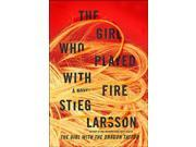 The Girl Who Played With Fire 9SIABBU4SN3231