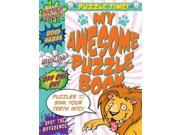 Puzzle Time!: My Awesome Puzzle Book (Puzzles & Activity) 9SIABBU5HB5407