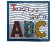 Touch and Learn: ABC (Touch & Learn) 9SIABBU4UX4123