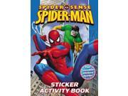 Spiderman Sticker Book 9SIABBU5851320