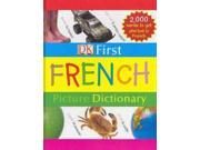 First French Picture Dictionary (DK First French)