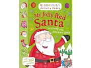 My Jolly Red Santa Activity and Sticker Book (Holiday Activity and Sticker Books)