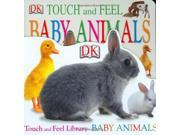 Touch and Feel Baby Animals Library (Touch & Feel)