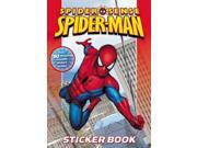 Spiderman Sticker Book 9SIABBU4SR3346