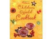 Children's World Cookbook (Usborne Cookbooks) 9SIABBU4TP1453