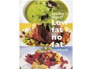 Low Fat, No Fat Cookbook (Readers Digest)