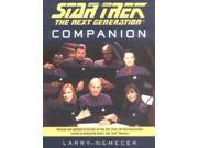 "The """"Next Generation"""" Companion (Star Trek - The Next Generation)"" 9SIABBU5DT7085"