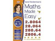 Maths Made Easy Decimals Ages 9-11 Key Stage 2 (Carol Vorderman's Maths Made Easy)