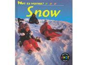 What Is Weather?: Snow          (Cased) 9SIABBU4TF0121
