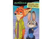 Disney Zootropolis Book of the Film (Paperback)