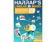 Harrap's L'Anglais en images : Dictionnaire illustré anglais-français 8/11 ans