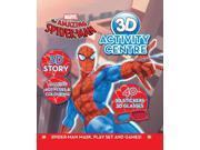 Marvel Spider-Man 3d Activity Centre 9SIABBU4U15710