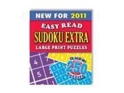 Sudoku Extra (Easy Read)