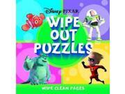 Disney Pixar Wipe it Off Activity (Disney Wipe it Off)