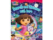 Search and Discover with Dora: 2 (Dora the Explorer)