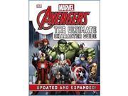 Marvel The Avengers The Ultimate Character Guide 9SIABBU4U52942