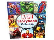 Marvel Storybook Collection - Thor, Spiderman, Captain America, The Hulk 9SIABBU4U36550