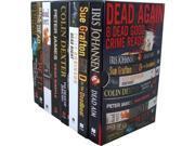 Dead Again boxed set: Dead Aim - Johansen; D is for Deadbeat - Grafton; Dead Right - Robinson; The Dead of Jericho - Baxter; Dead Simple - James; Dead Cert - Fr 9SIABBU4UE8720