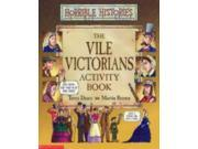 Vile Victorians Activity Book (Horrible Histories) 9SIABBU4VS3670