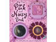 My First Pink and Sparkly Noisy Book (Baby's First Play Centre)