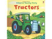 Touchy-feely Tractor (Usborne Touchy Feely Books) 9SIABBU4VF2624
