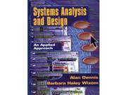 Systems Analysis and Design: An Applied Approach