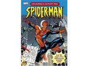 Spider-Man Classic Colouring and Activity Pad 9SIABBU53J7066