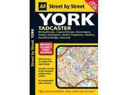 York: Midi (AA Street by Street)