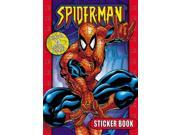 Spiderman Sticker Book 9SIABBU59C3925