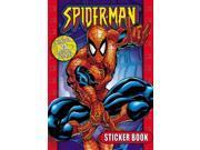Spiderman Sticker Book 9SIABBU4YG9895