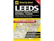 AA Street by Street Leeds