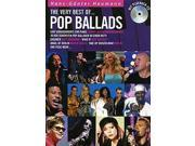 The Very Best Of... Pop Ballads. CD, Sheet Music for Piano Solo (with Chord Symbols)