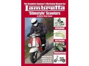 Complete Spanner's Workshop Manual for: Lambretta 'slimstyle' Scooters 9SIABBU50N0457