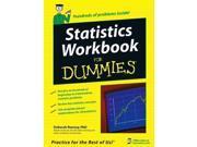 Statistics Workbook for Dummies