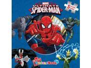 MARVEL COMICS ULTIMATE SPIDER-MAN MY FIRST PUZZLE BOOK (5 PUZZLES INSIDE1) 9SIABBU51C4790
