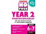 No Fuss: Year 2 Photocopiables (No Fuss Photocopiables)