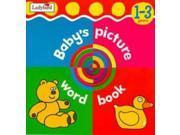Baby's Picture Word Book (Baby's Picture Word Books) 9SIABBU5217811