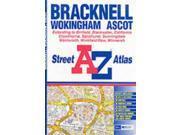 A-Z Bracknell Street Atlas (A-Z Street Atlas)