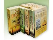 """Dan Brown Boxed Set: """"""""Digital Fortress"""""""", """"""""Deception Point"""""""", """"""""Angels and Demons"""""""", """"""""The Da Vinci Code""""""""  [Limited Edition]"""" 9SIABBU52H4486"""