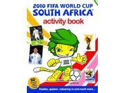 2010 FIFA World Cup South Africa Activity Book 9SIABBU53F0243
