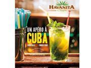 Un apéro à Cuba : Cocktails et finger food
