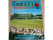 Cricket World Cup 9SIABBU58W0036